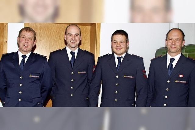 Ralf Rebmann ist neuer Abteilungskommandant