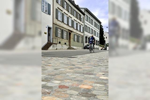 St. Alban-Vorstadt wird umgestaltet