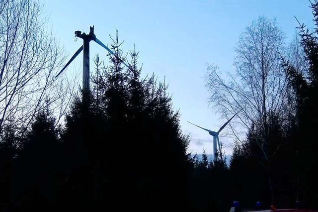 Was der Windradbrand für die Anteilseigner bedeutet