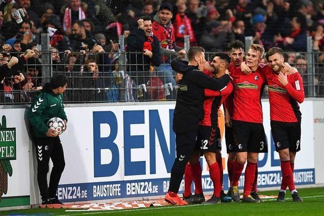 SC Freiburg verhängt Stadionverbot gegen den Flitzer vom letzten Heimspiel