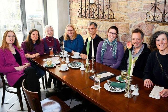 Die Freiburger Freelancer bieten ein Netzwerk für alle Freiberufler