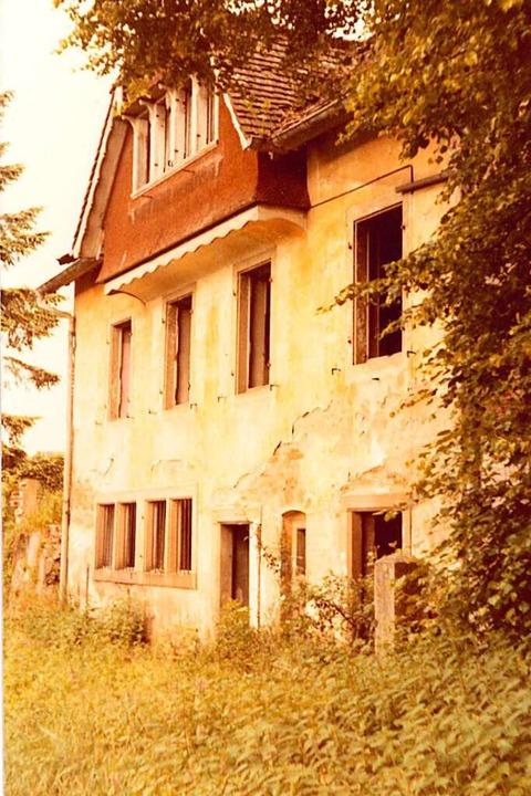 "Verwildert, verlockend – das ""Hexenhaus""  | Foto: Gerhard Lehmann"