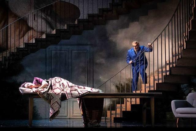Die Männer und die Venusfalle: Giovanni Legrenzis Oper