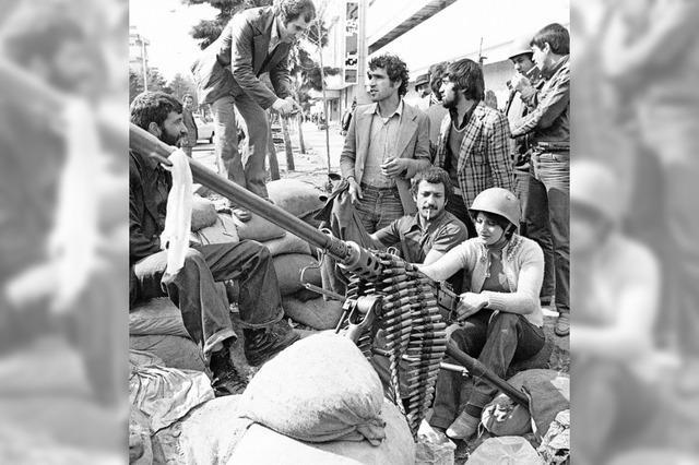 Iraner feiern 40. Jahrestag der Revolution