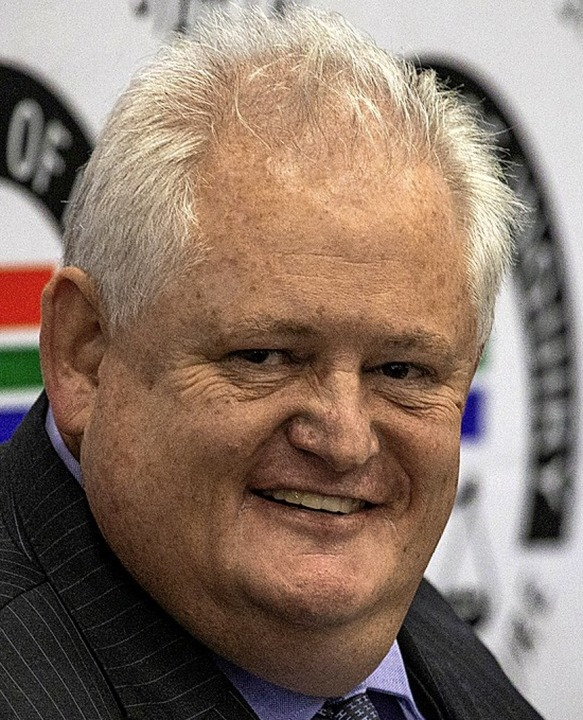 Angelo Agrizzi   | Foto: AFP