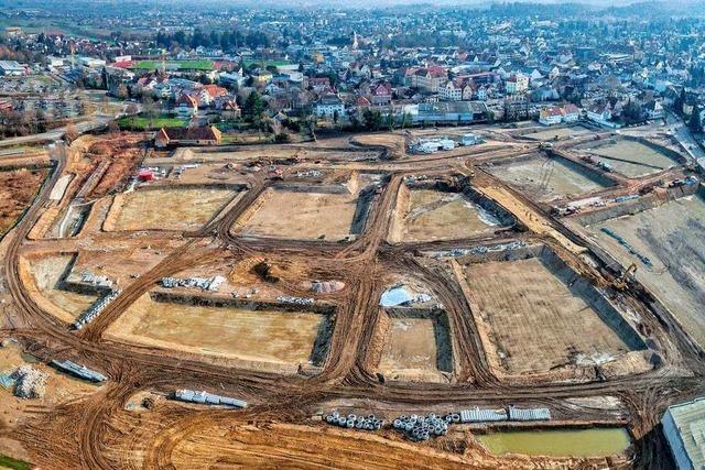 Achern bekommt ein neues Stadtviertel