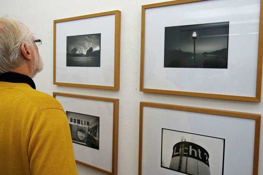 Werke von Telemach Wiesinger in Emmendingen  | Foto: Georg Voß