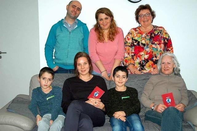 Besuch bei einer syrischen Familie in Laufenburg gibt viele wertvolle Einblicke