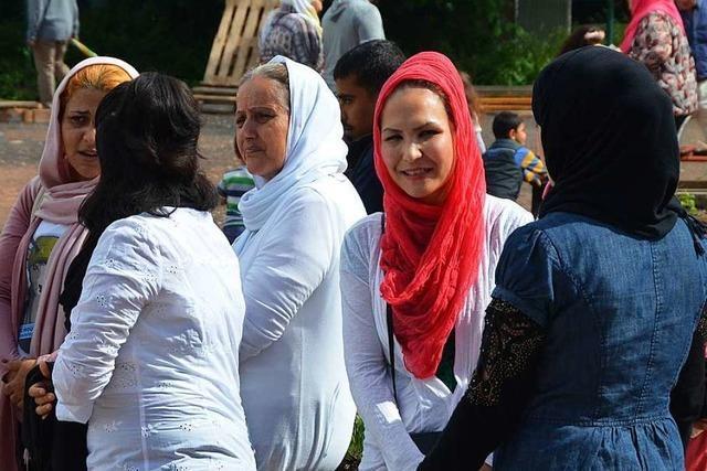 Kurs informiert über Fluchtgründe von Frauen