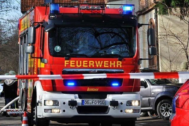 Feuerwehrleute werden für Einsätze besser entschädigt
