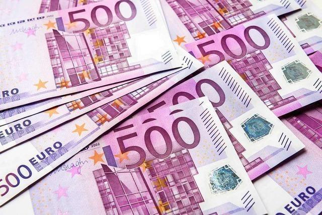 Finanzamt Lahr: Mehr Lohnsteuer, aber deutlich weniger Umsatzsteuer