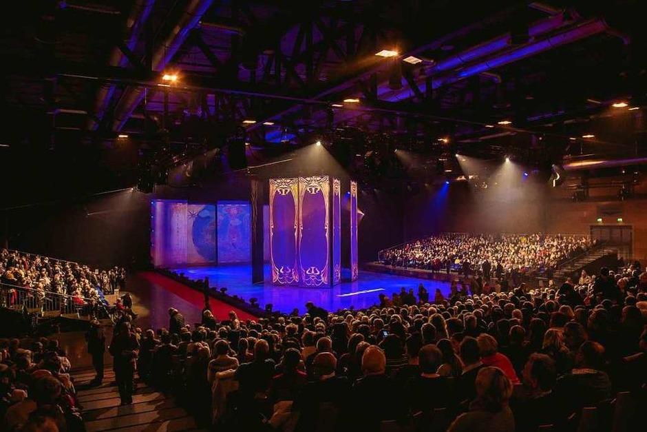 """Impressionen von der Holiday-on-Ice-Show """"Atlantis"""" (Foto: Julia Klaus)"""