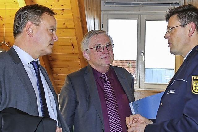 Neues Ruster Polizeigebäude soll bis 2020 stehen