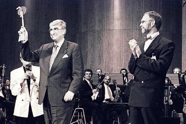 Bernd Dallmann erinnert sich an Rolf Böhme: