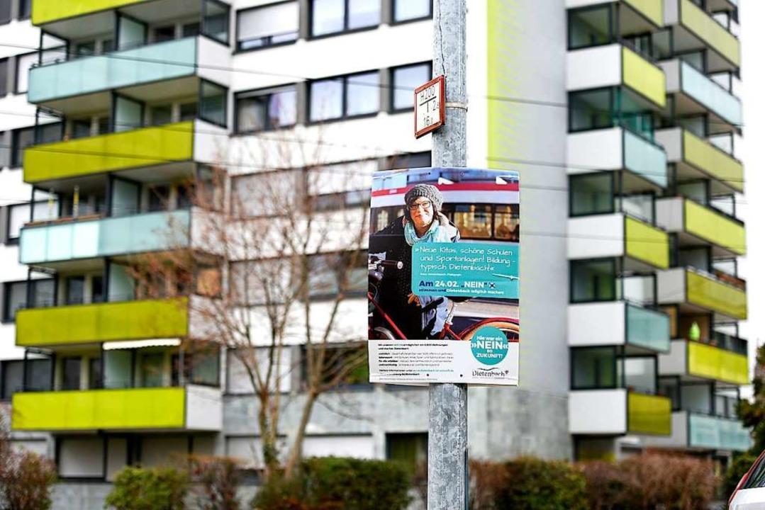 Bürgerentscheid in Freiburg  | Foto: Thomas Kunz