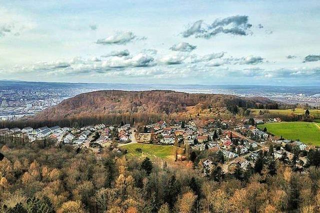 Hobbypilot macht 20.000 Drohnenbilder von Grenzach-Wyhlen