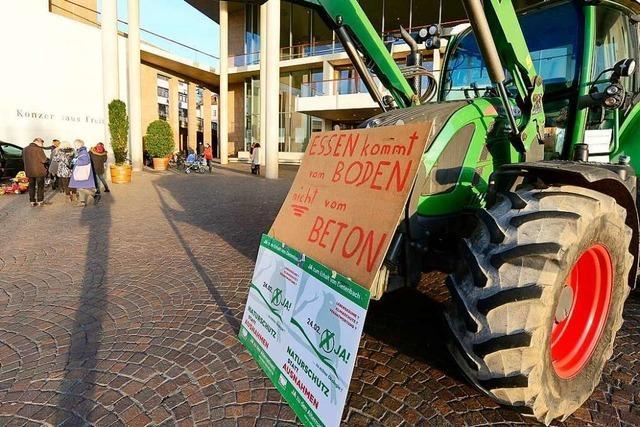 Die Debatte um Bauland-Bürgerentscheide kommt zum falschen Zeitpunkt