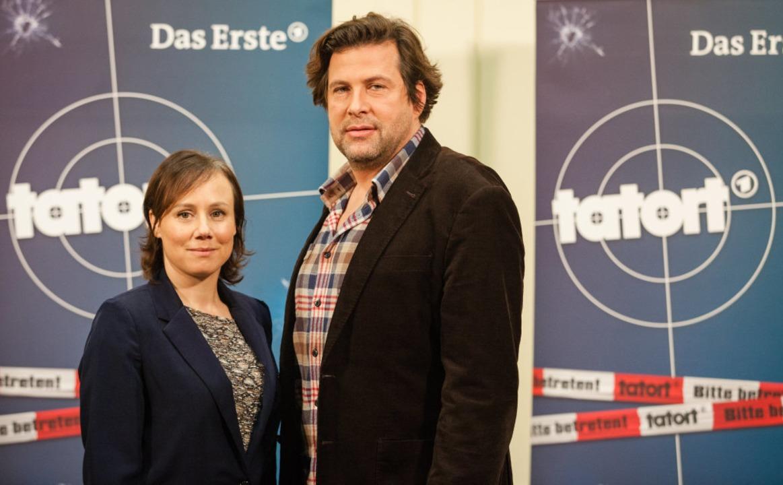 Das Team des «Tatort-Schwarzwald», bes...n Wagner als Kommissar Friedemann Berg  | Foto: dpa