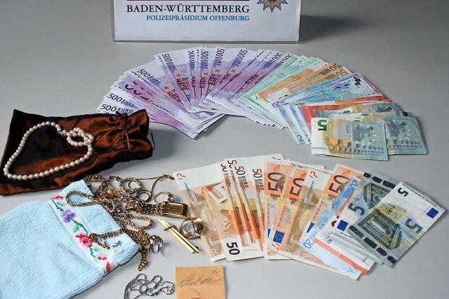 Einbrecher erbeuten Schmuck und Bargeld in Nimburg