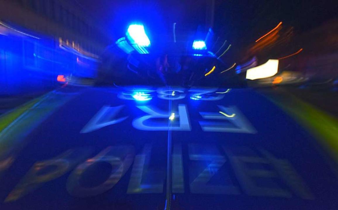 Die Polizei ermittelt in einem besonderen Fall von Unfallflucht.  | Foto: dpa