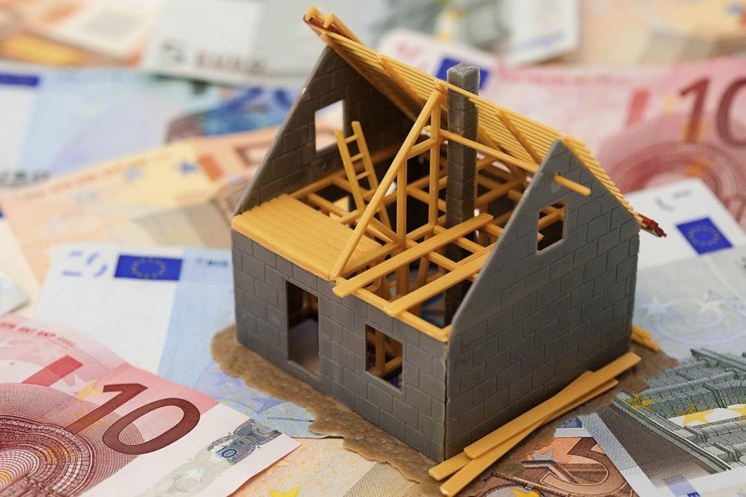 Ob Neubau, Kauf oder Modernisierung: W...nn auf staatliche Fördergelder hoffen.    Foto: andrea Warnecke (dpa)
