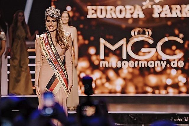 Tickets für die Miss Germany-Wahl im Europa-Park zu gewinnen