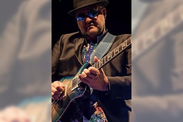 The Magic of Santana beim Folktreff in Bonndorf