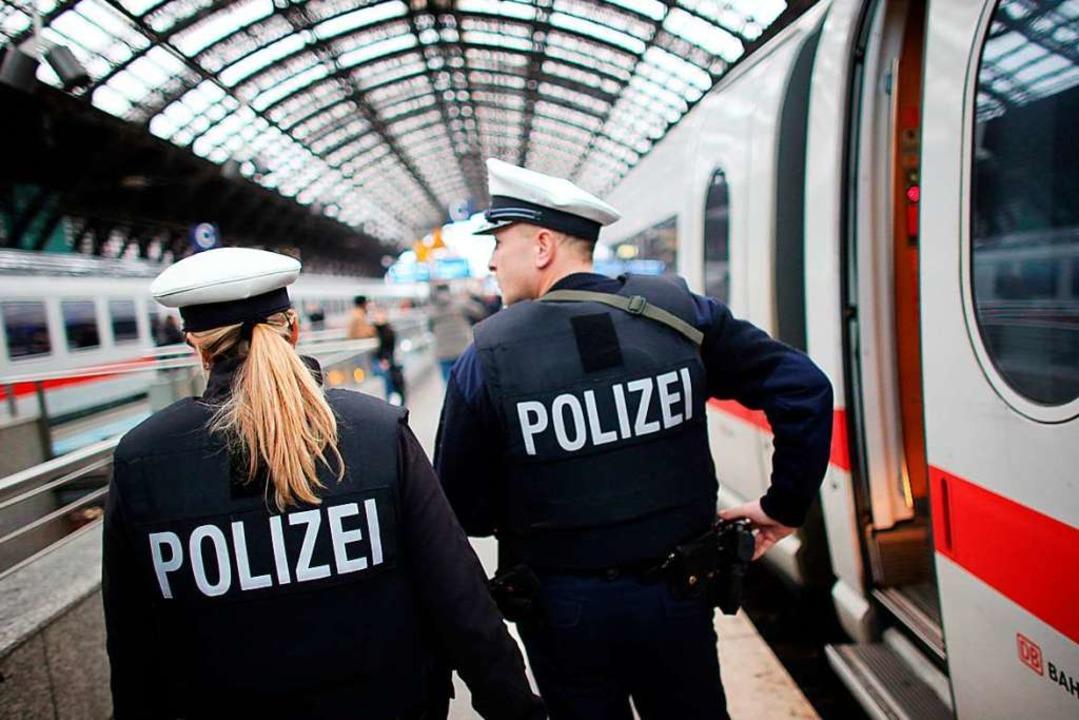 Waren die Polizisten mit der Situation überfordert? (Archivbild)  | Foto: Oliver Berg