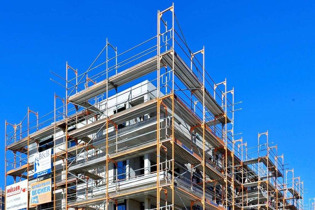 Bauen ohne Spekulanten: Das ist das Ziel des Mietshäusersyndikat.  | Foto: Michael Bamberger