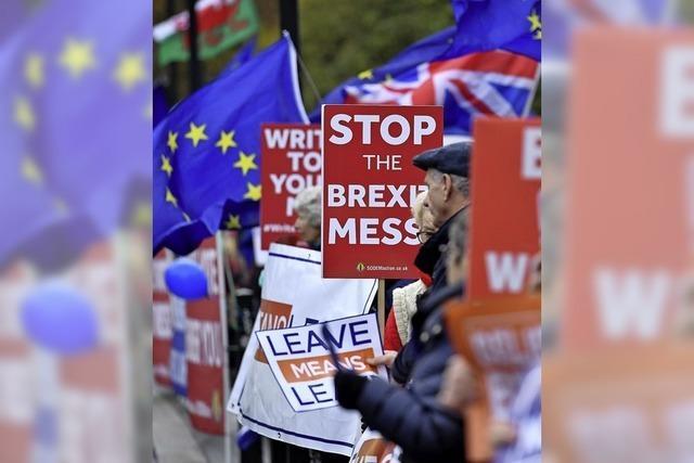 Brexit-Informationen aus schottischer Sicht