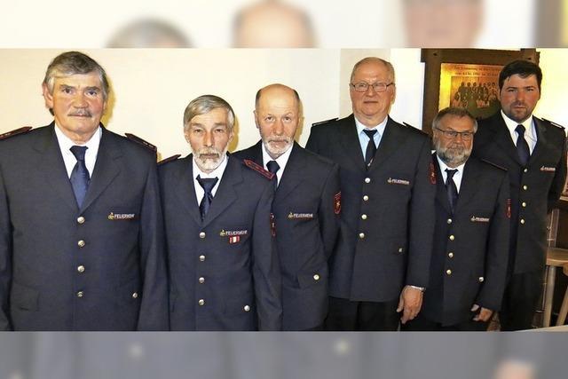 Viel Arbeit ins neue Feuerwehrdomizil investiert