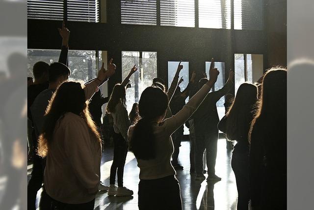 Tanzen gegen Gewalt