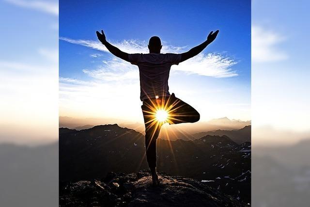 Das innere Gleichgewicht mit Yoga finden
