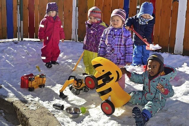 Kinderbetreuung wird neu geregelt
