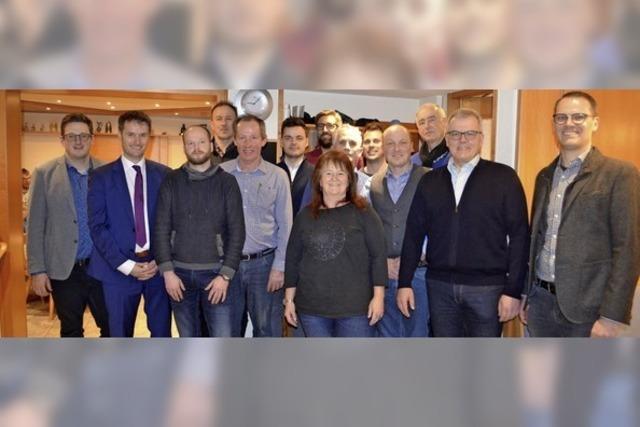 Die CDU findet bisher 16 Kandidaten