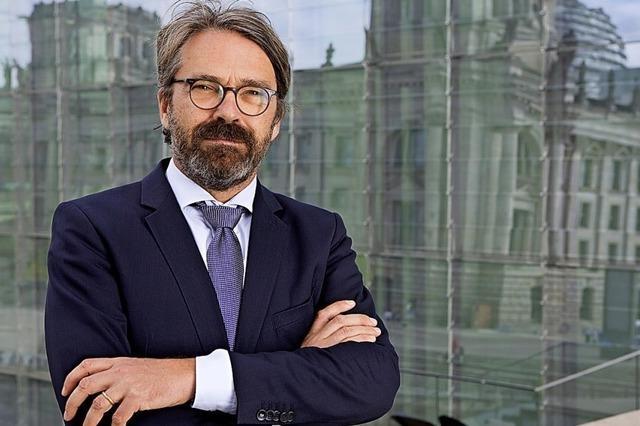 Der Journalist Stephan Detjen spricht über das Verfassungsgericht und die Medien