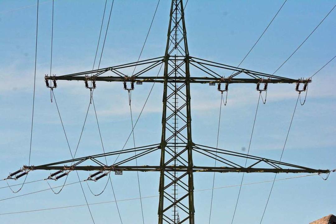 Verantwortlich für die Stromausfälle w...n Rümmingen gefallen war (Symbolbild).  | Foto: Hannes Lauber