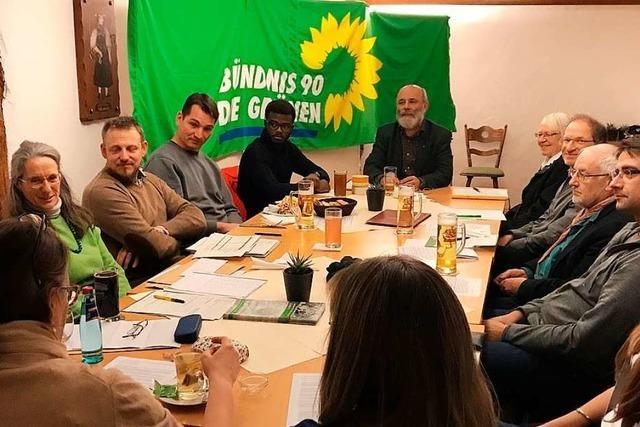 Kirchzartener Grüne nominieren Kandidaten für Gemeinderat und Kreistag