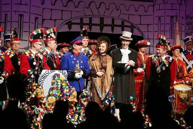 Jubiläum in Offenburg: Festumzug mit 45 Zünften