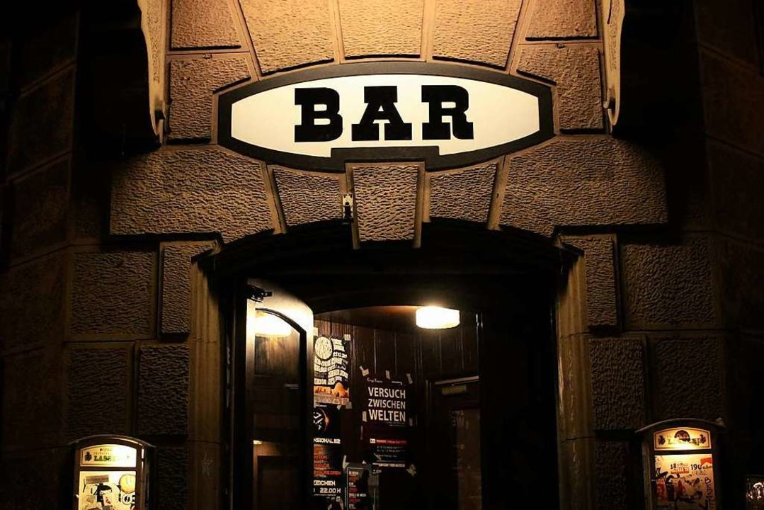 Die Bar am Funckeneck im Stühlinger  | Foto: Eyüp Ertan