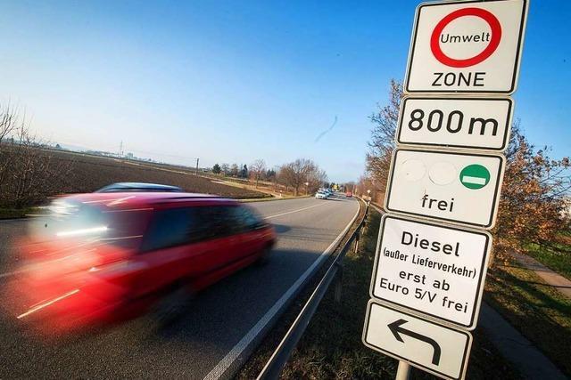 Was bringt der neue Luftreinhalteplan für Freiburg?