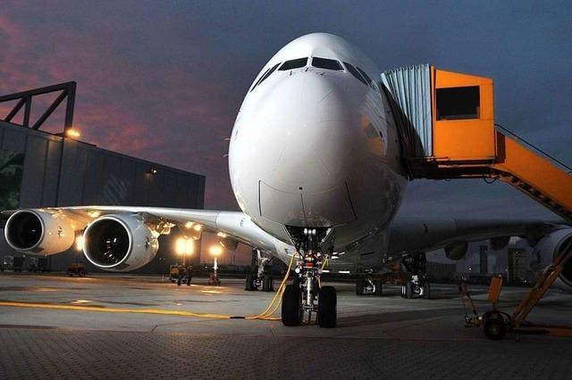 Aus für weltgrößten Passagierjet A380 - Airbus stellt Produktion ein