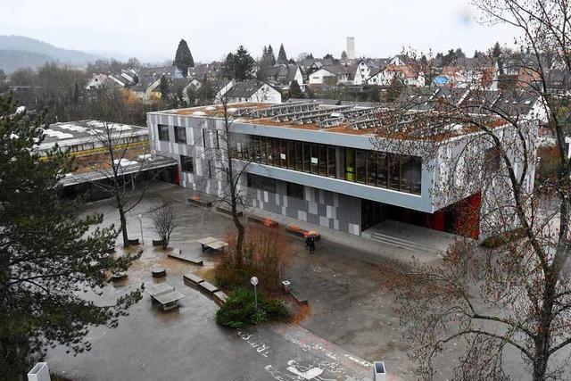 Einbrecher brechen in Albert-Schweizer-Gemeinschaftschule ein