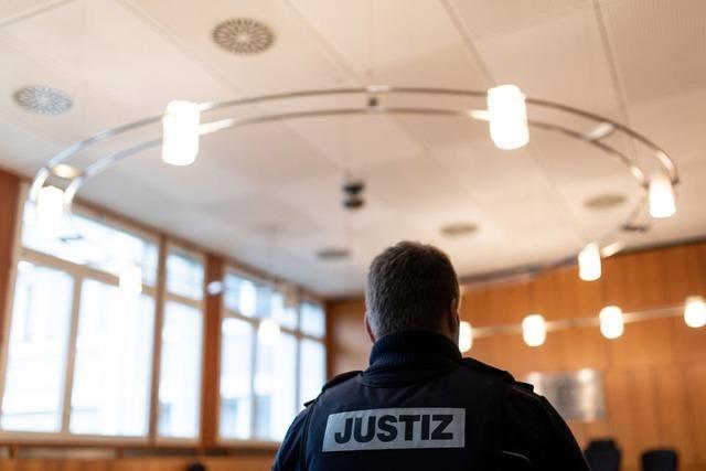 Offenburger Arztmordprozess: Psychiater hält Angeklagten für krank und gefährlich