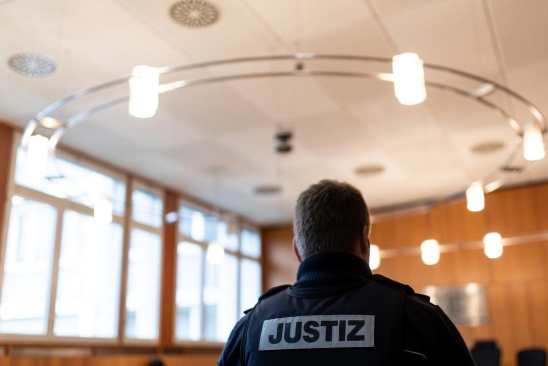Der fünfte Verhandlungstag am Landgericht Offenburg  | Foto: dpa