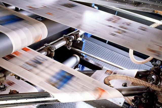 Erleben Sie das BZ-Druckzentrum und das BZ-Museum in Freiburg und sprechen Sie mit einem Vertreter der Chefredaktion!