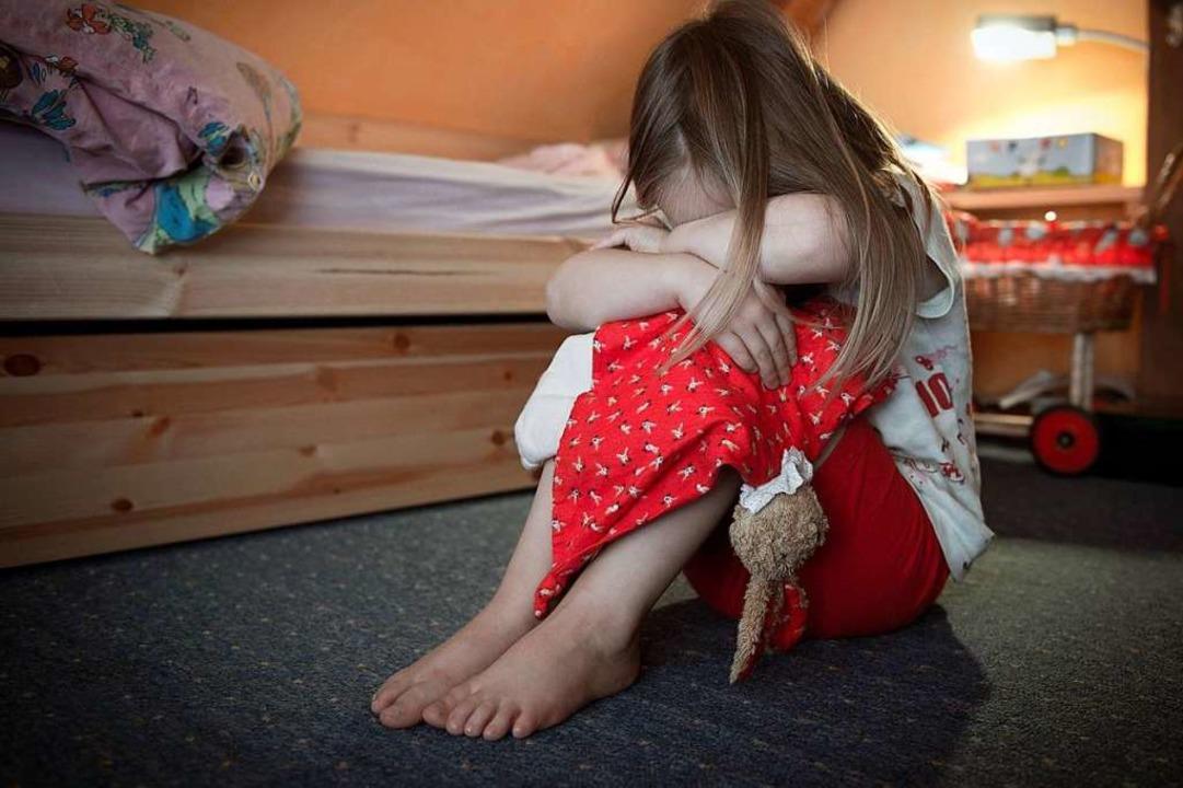 Depressionen werden bei Kindern oft nicht oder zu spät erkannt.  | Foto: Patrick Pleul