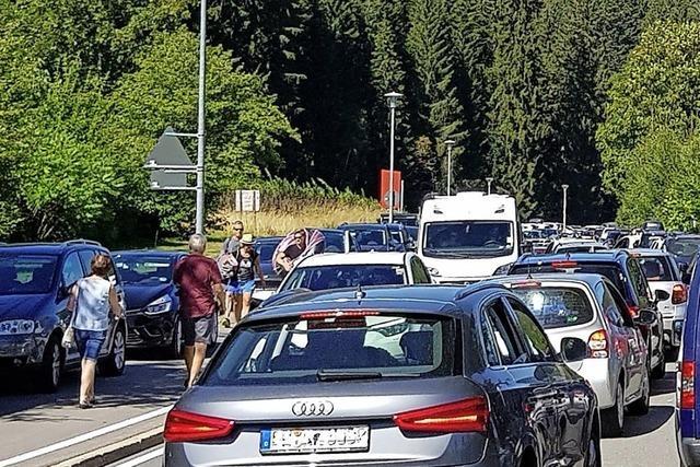 Titisee hält viele Touristen aus – aber nicht alle ihre Autos