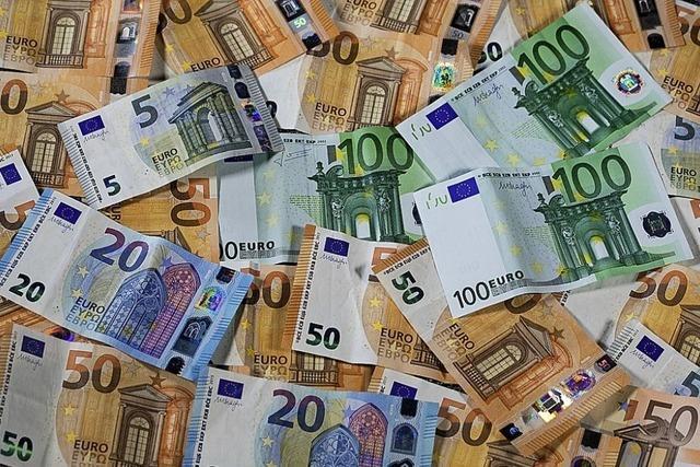 Sasbacher Haushaltsplan steht