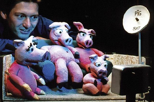 Buchfink-Theater führt das Kinderstück